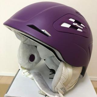 美品 スキー用ヘルメット