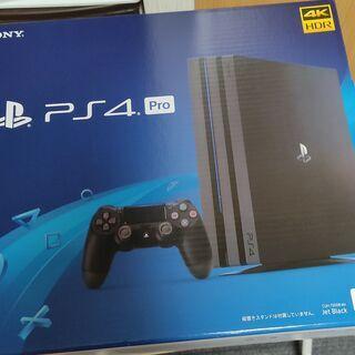 【新品】PS4 pro 1TB (CUH-7200BB01)