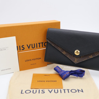 【ネット決済・配送可】《LOUIS VUITTON/ポルトフォイ...