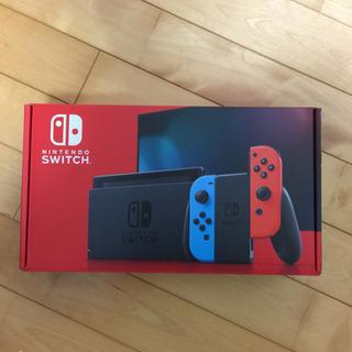 (9/27まで)Nintendo switch 未使用・未開封