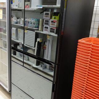 HITACHI/日立 6ドア冷蔵庫 620L R-X6700E ...