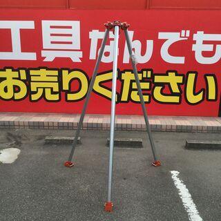 【エコツール知立店】タコマン三脚ヘッド・ベース・単管セット【...