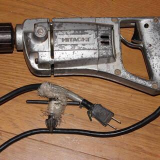 HITACHI 日立 24mm 木工用 電気ドリル NU-SH3