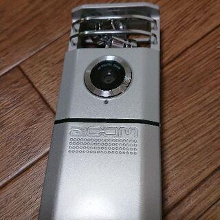 ZOOM Q3HDハンディビデオレコーダー