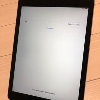 iPad Air2 wifi タイプ #203