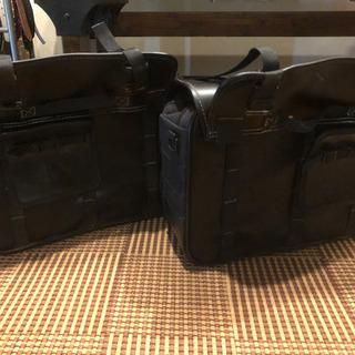 中古 デイトナ サドルバック15L 2個セット 新品パーツ付