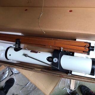 【ネット決済・配送可】Vixen ビクセン 天体望遠鏡 D=75...