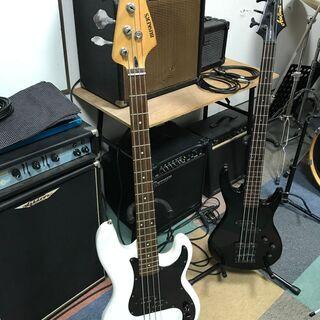 練習用ベースギター 中古 調整済み