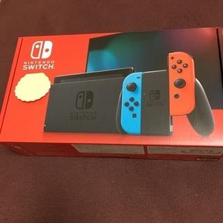 Nintendo 任天堂スイッチネオン/ブルー新品未開封
