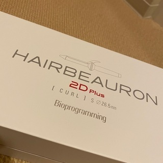 HAIRBEAURON 2D plus