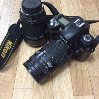 【お取引のお話中です】NIKON 一眼レフカメラ 【ジャンク】