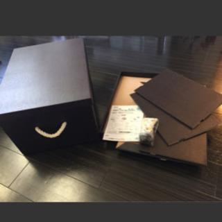 ニトリ ペーパー製 収納ボックス