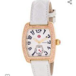 Michele ダイヤモンド腕時計 − 東京都