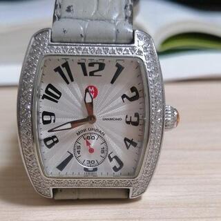 Michele ダイヤモンド腕時計