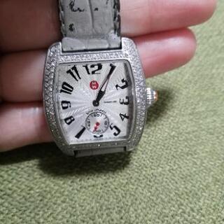 Michele ダイヤモンド腕時計 - 豊島区