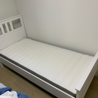 IKEA シングルベッド あげます