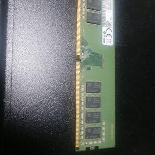 中古メモリ DDR4 8G 2400 SAMSUNG PC4-2...