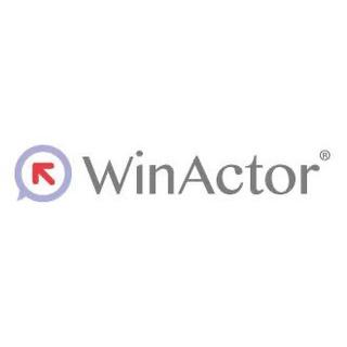 業務自動化できるWinActor利用機会を提供します。めったに触...