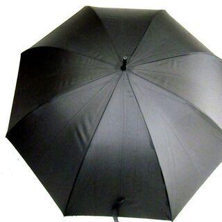 巨大傘ブラック