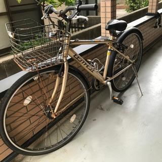 【無料】28インチ 6段ギア 自転車
