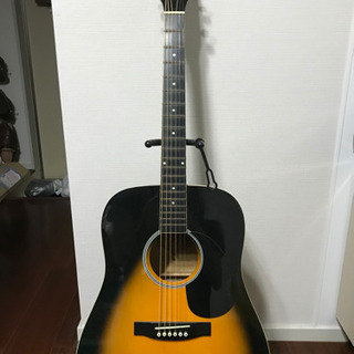 状態良好格安アコースティックギター