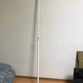 【予約済】押入れ用 突っ張り棒 105~190cm