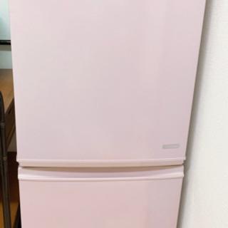 【最終】SHARP 一人暮らしサイズ 冷蔵庫
