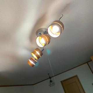 決まりました【10月16日以降】シーリングライト 4灯 LED対...