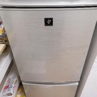 冷蔵庫 SHARP SJ-PD14T-N