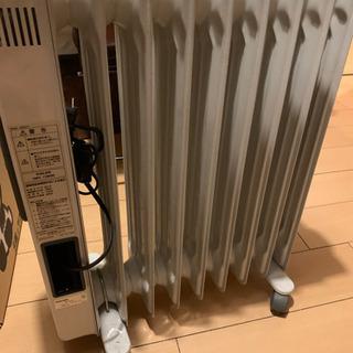 9月28日までの出品☆オイルヒーター ヒーター 暖房器具
