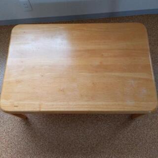 [お取引先決定]ローテーブル 座卓 折りたたみ
