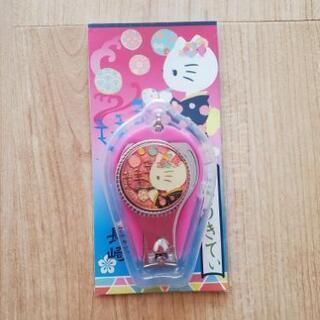 【爪切り】キティちゃん新品未使用・長崎県限定