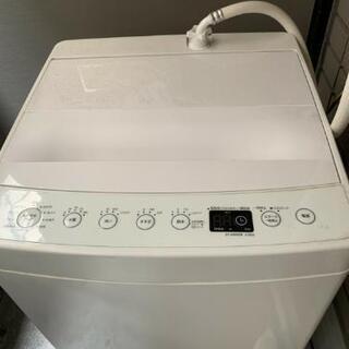 洗濯機 タグレーベル製(美品です)