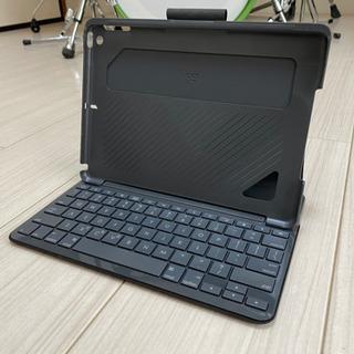 logicool slim folio キーボード、iPa…