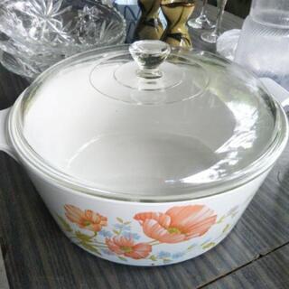 レトロ耐熱鍋