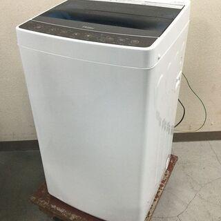 中古☆Haier 洗濯機 2016年製 4.5K