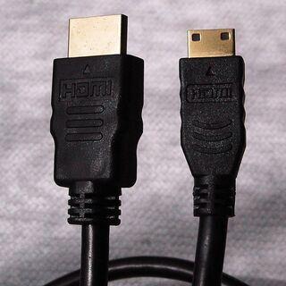 ビデオカメラ、デジタルカメラなどをTVへ接続 HDMI‐HDMI...