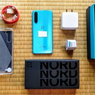 【新品同様】OnePlus Nord AC2001 8GB/12...