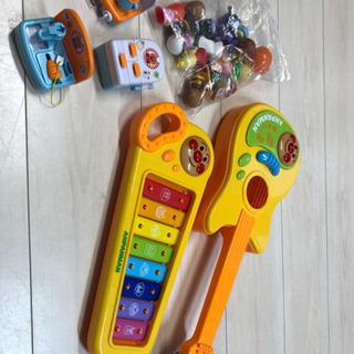 アンパンマン   ギター おもちゃ まとめて