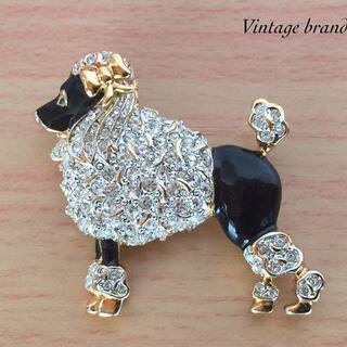 ブローチ 羊 ac刻印