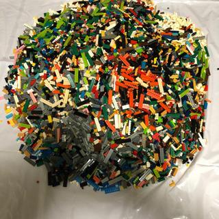 ナノブロック パーツ 約4.4kg