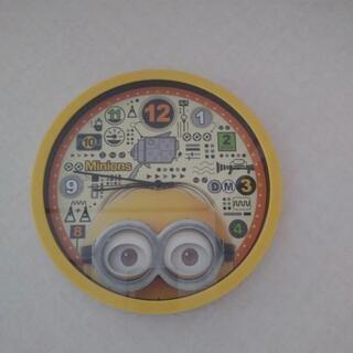ミニオン時計