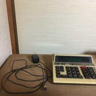 レトロ電卓 SHARP CS-1122D(取りに来ていただける方限定)