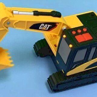 JM8352)はたらくくるま 重機 おもちゃCAT ショベ…