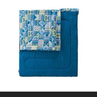 コールマン 寝袋 ファミリー2in1 C5