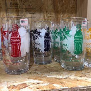 未使用品 コカコーラ オリジナル グラス 在庫限り 格安‼︎