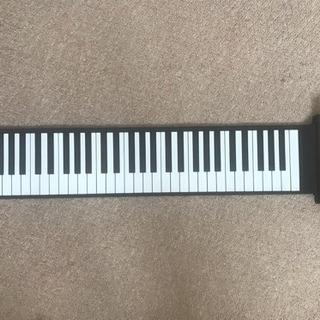 電子ピアノ ロールピアノ 61鍵