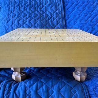 4寸足付碁盤セット 囲碁