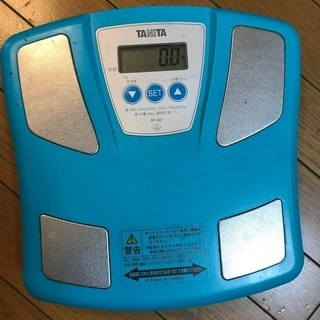 TANITA 体重計 タニタ