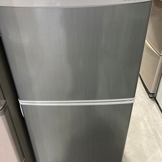 DAEWOO 120L 2ドア 冷凍冷蔵庫 DRF-120NS ...